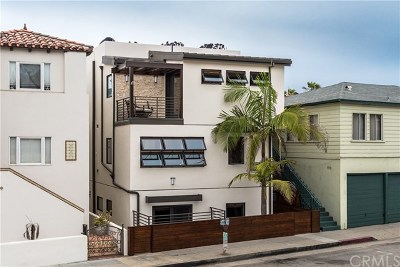 Los Angeles County Single Family Home For Sale: 2131 Hermosa Avenue