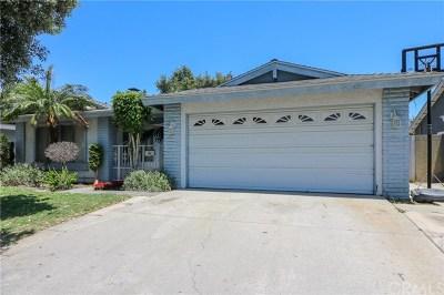 Cerritos Single Family Home For Sale: 19628 Mapes Avenue