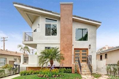 Redondo Beach Condo/Townhouse For Sale: 521 Avenue C