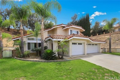Rowland Heights Single Family Home For Sale: 17918 Sunrise Drive
