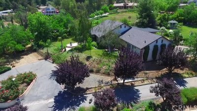 Yucaipa Single Family Home For Sale: 36247 Highland Avenue