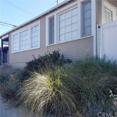San Pedro Multi Family Home Active Under Contract: 2523 S Cabrillo Avenue