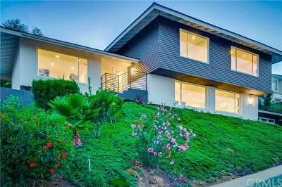 Rancho Palos Verdes Single Family Home For Sale: 29948 Knoll View Drive