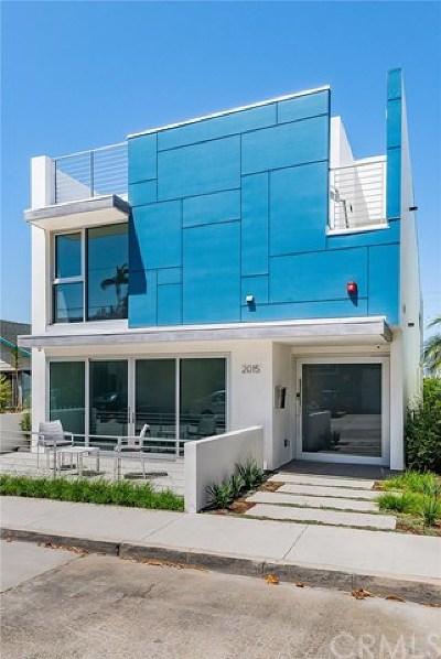 Los Angeles County Single Family Home For Sale: 2015 E Springfield Avenue E
