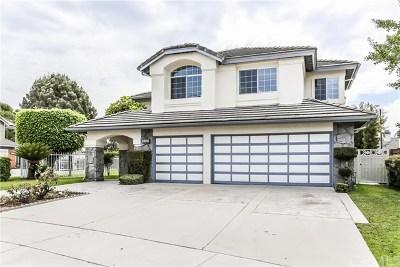 La Mirada Single Family Home Active Under Contract: 16567 Blackburn Drive