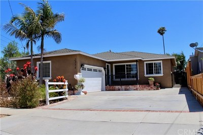 Lomita Single Family Home For Sale: 2354 248th Street
