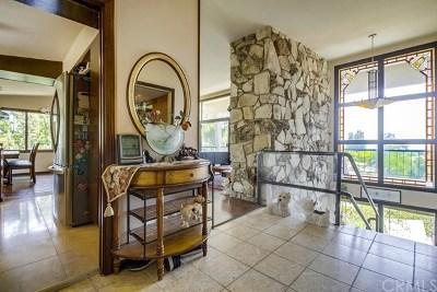 Rolling Hills Estates Single Family Home For Sale: 1 Seahurst Road