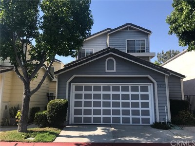 Torrance Single Family Home For Sale: 2623 Bayport Drive