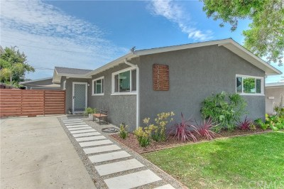 Torrance Single Family Home For Sale: 24459 Winlock Drive