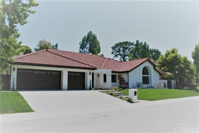 Rancho Palos Verdes Single Family Home For Sale: 5248 Valley View Road