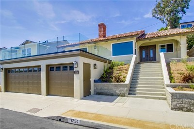San Pedro Single Family Home For Sale: 1754 Perch Street