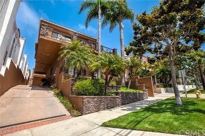 Redondo Beach Condo/Townhouse For Sale: 616 N Irena Avenue #B