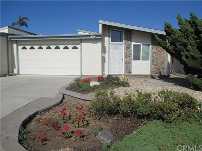 Grover Beach Single Family Home For Sale: 136 Rebecca Street