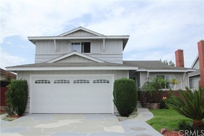 Harbor City Single Family Home For Sale: 984 Koleeta Drive