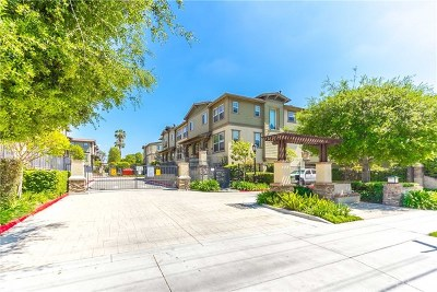 Harbor City Condo/Townhouse For Sale: 1285 Pebble Drive