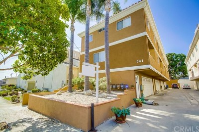 San Pedro Condo/Townhouse For Sale: 541 W 23rd Street #3