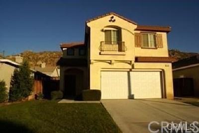 Moreno Valley Single Family Home For Sale: 16988 Tack Lane