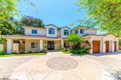 Rolling Hills Estates Single Family Home For Sale: 2 Hillcrest Manor