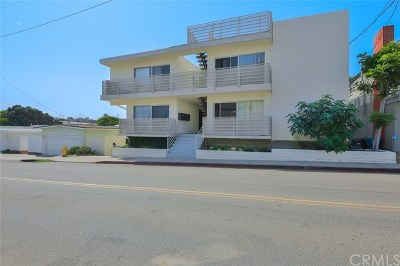 Hermosa Beach Multi Family Home For Sale: 538 8th Street