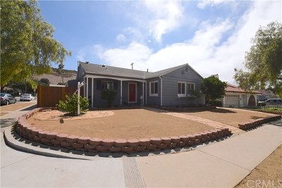 Single Family Home For Sale: 4902 Pacific Coast