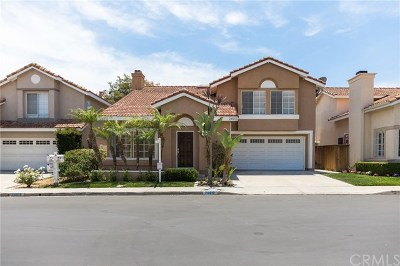 Laguna Niguel Single Family Home For Sale: 24912 Via Kristina