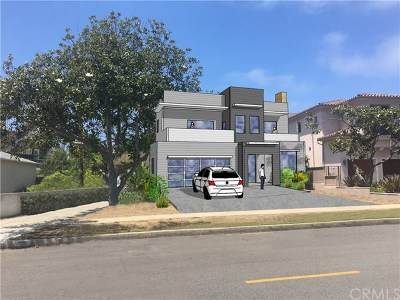 Redondo Beach CA Single Family Home For Sale: $1,550,000