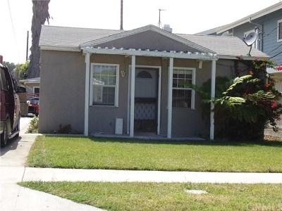 Los Angeles County Multi Family Home For Sale: 18511 Grevillea Avenue