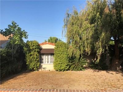 Pasadena Single Family Home For Sale: 360 Virginia Avenue