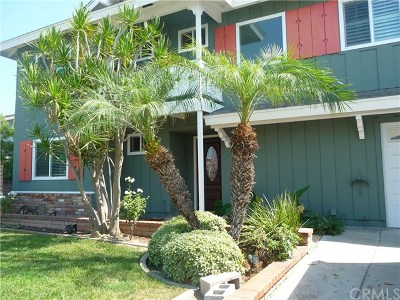 Cypress Single Family Home For Sale: 6024 Fred Drive