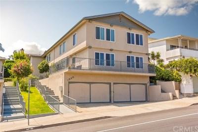 Condo/Townhouse For Sale: 1520 Manhattan Beach Boulevard #C