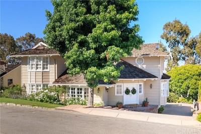 Palos Verdes Estates, Palos Verdes Peninsula Single Family Home For Sale: 4405 Via Azalea