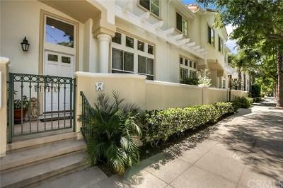 Torrance Condo/Townhouse For Sale: 1340 El Prado Avenue #27