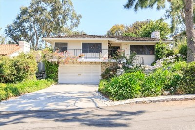 Los Angeles County Single Family Home For Sale: 3317 Via Palomino