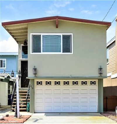 Hermosa Beach Single Family Home For Sale: 1215 20th Street
