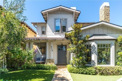 Los Angeles County Single Family Home For Sale: 717 31st Street
