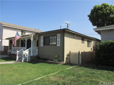 Lawndale Single Family Home For Sale: 4332 W 166th Street