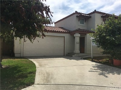 Torrance Single Family Home For Sale: 1156 Gian Drive