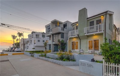 Los Angeles County Single Family Home For Sale: 321 5th Street