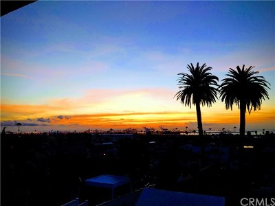 San Pedro Condo/Townhouse For Sale: 3130 S Peck Avenue #4