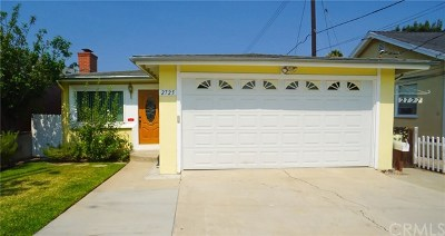Torrance Multi Family Home For Sale: 2725 Arlington Avenue