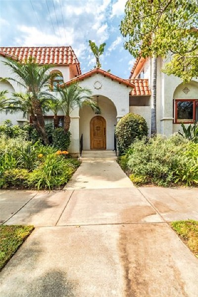 Santa Monica Condo/Townhouse For Sale: 701 Grant Street #5