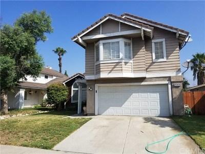 Fontana Single Family Home For Sale: 13550 Laramie Court