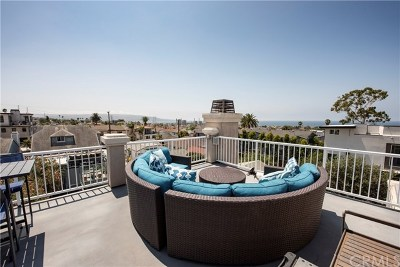 Hermosa Beach Condo/Townhouse For Sale: 1040 7th Street