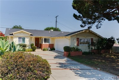 Rancho Palos Verdes Single Family Home For Sale: 6005 Groveoak Place