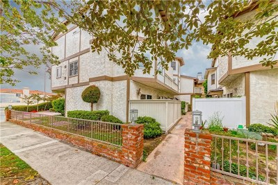Torrance Condo/Townhouse For Sale: 1708 Elm Avenue