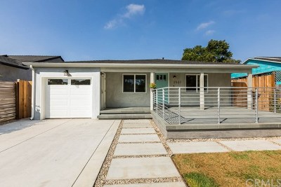 West Los Angeles Single Family Home For Sale: 2537 Federal Avenue
