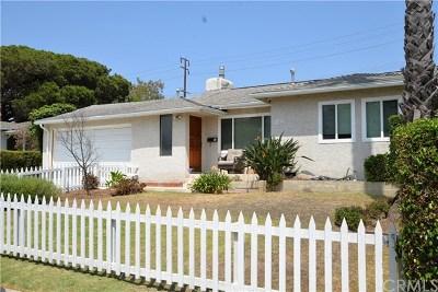 Los Angeles Single Family Home For Sale: 3542 Tilden Avenue