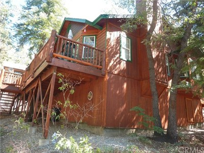 Blue Jay, Cedarpines Park, Crestline, Lake Arrowhead, Running Springs Area, Twin Peaks, Big Bear, Arrowbear, Cedar Glen, Rimforest Single Family Home For Sale: 1129 Sheephorn Road