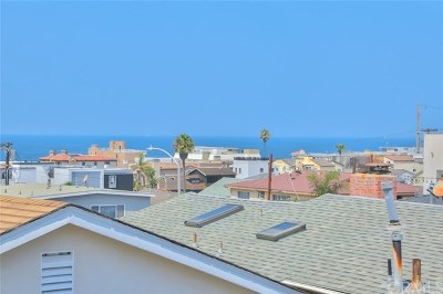 Hermosa Beach Condo/Townhouse For Sale: 446 Bayview Drive