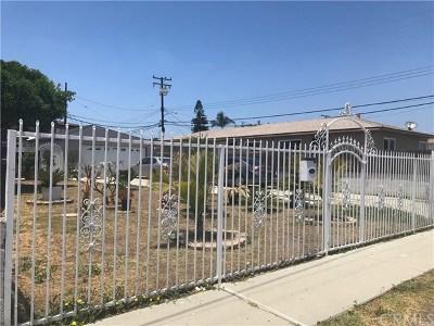 Torrance Multi Family Home For Sale: 20417 Raymond
